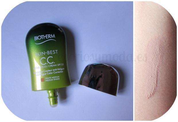 cc cream biotherm