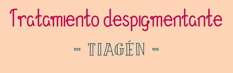 depigmentante tiagen