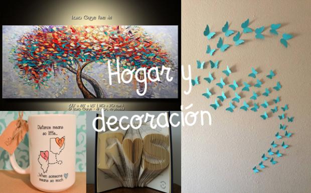 hogar y decoracion etsy